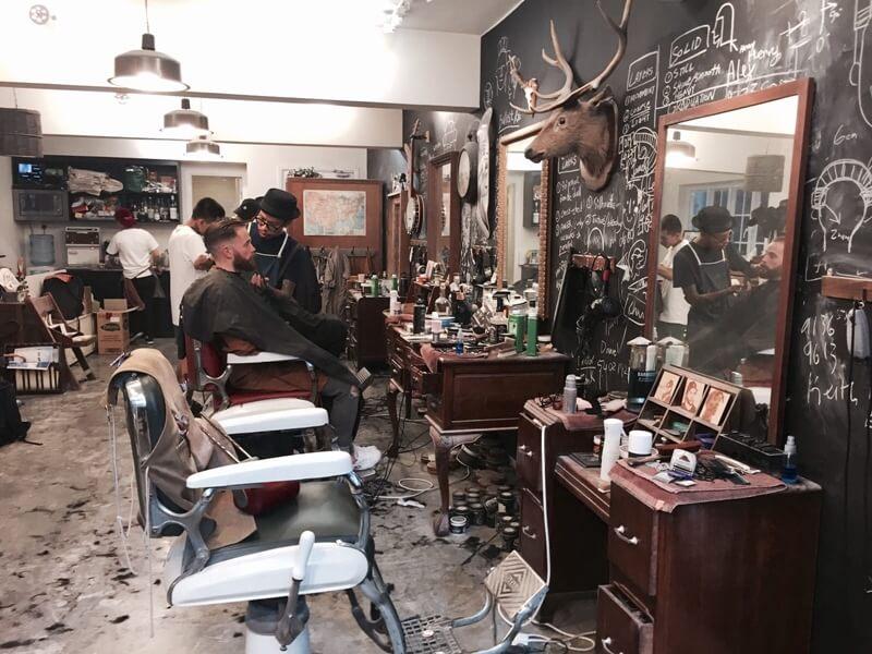 Barber Shop Lê Khải
