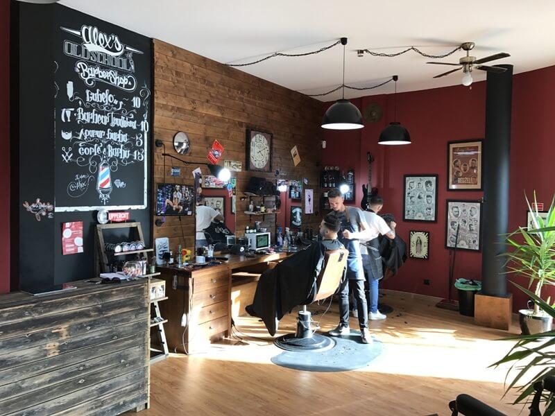 Hớt Tóc Nam (Barber Shop)