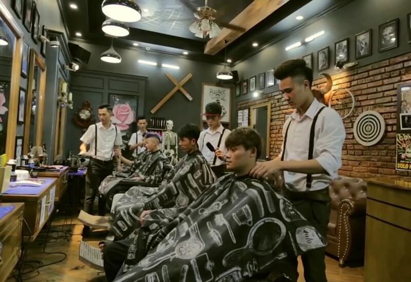 Barber Shop Quận 10,11,12