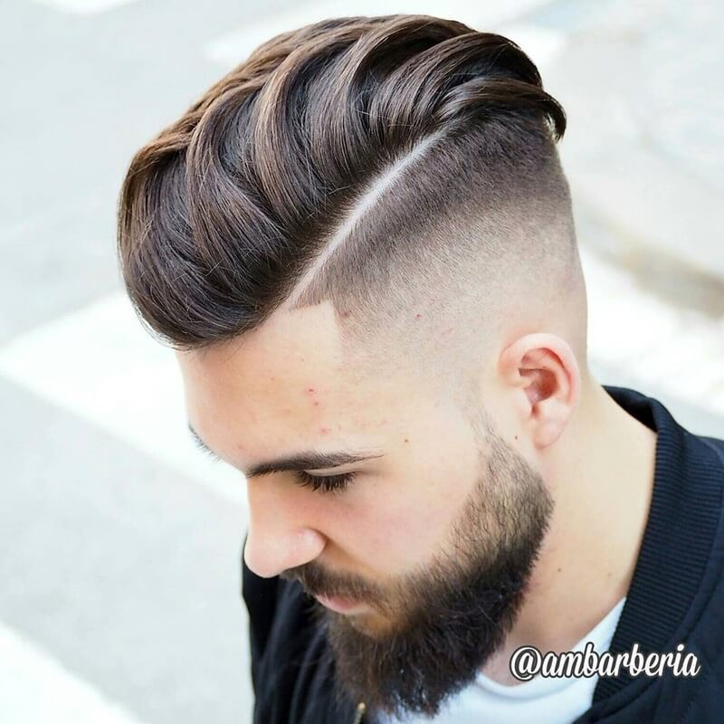 Undercut tóc