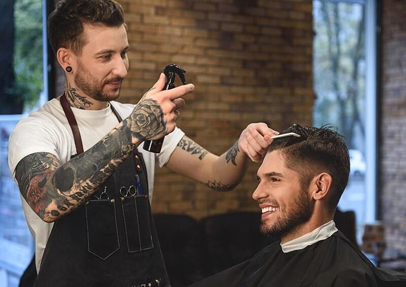 Barber Shop Sài Thành
