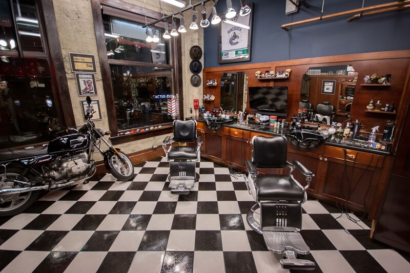 Sai Gon Clippers Barber Shop