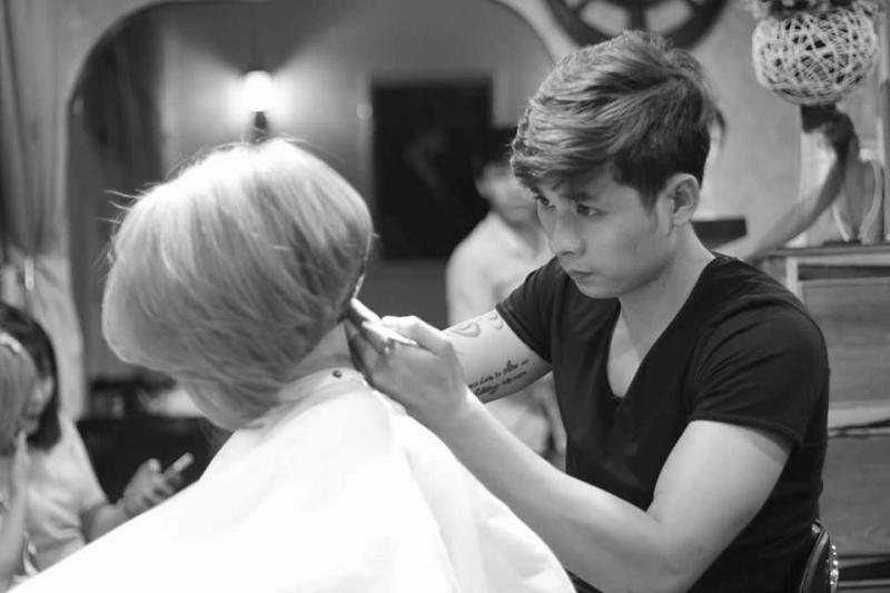 cắt tóc nam đẹp bmt