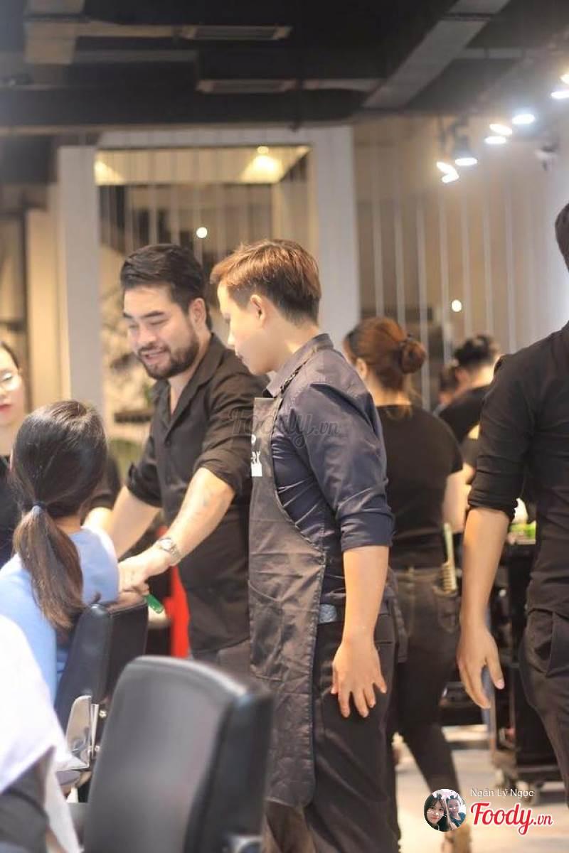 cắt tóc nam Đà Nẵng