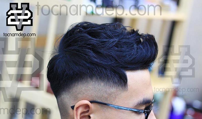 cắt tóc nam đẹp Bình Dương