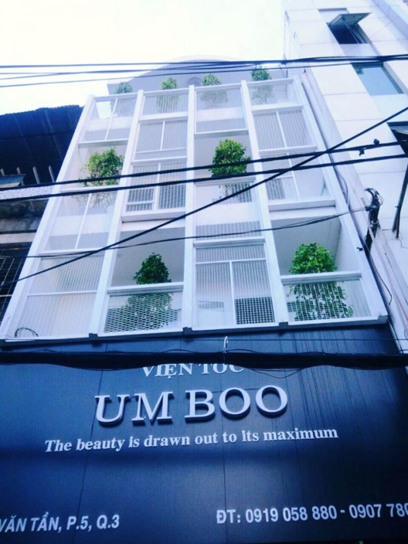 Tiệm UMBOO VN Japanese Beauty Salon
