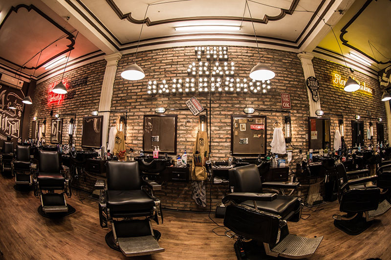 Tiệm 4RAU Barber Shop