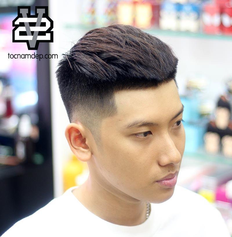 Tiệm cắt Tóc Ngắn Sài Gòn