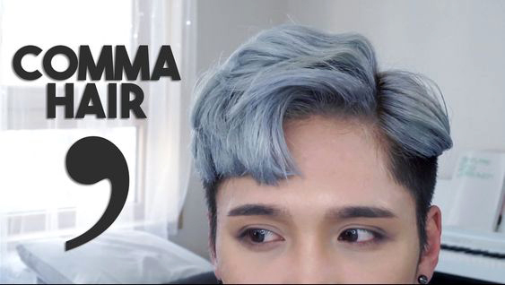 Comma Hair