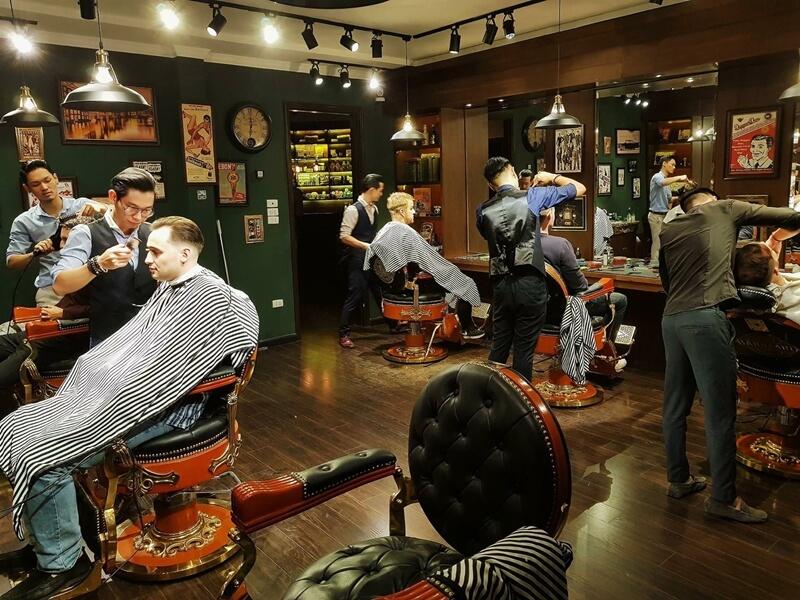 cửa hàng cắt tóc nam tại tp.hcm