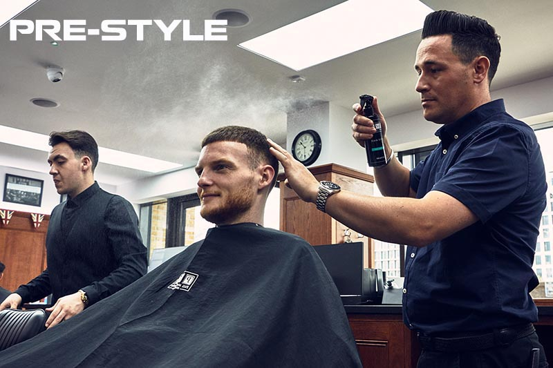 Prestyle định hình kiểu tóc - xịt prestyling