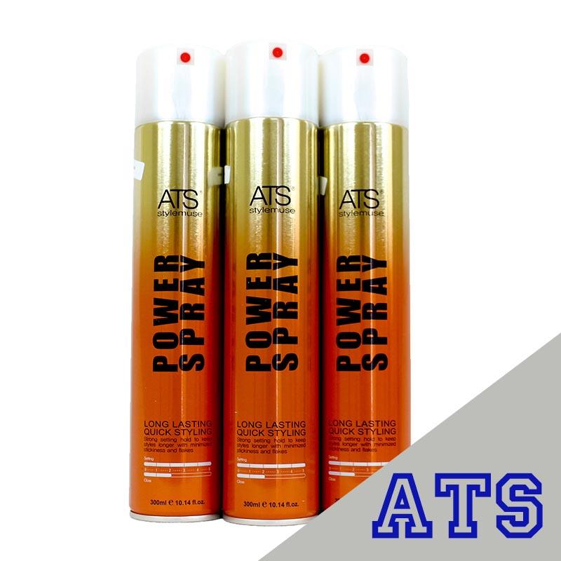 Gôm xịt tóc ATS Power Spray – Hàn Quốc