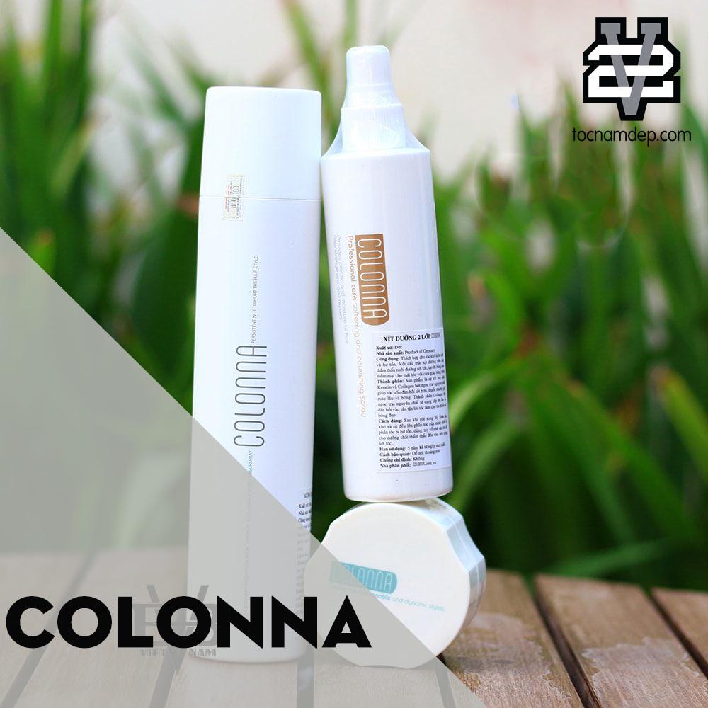Gôm xịt tóc Colonna