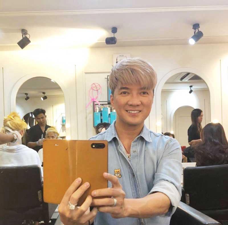 Kiểu tóc mái ngố