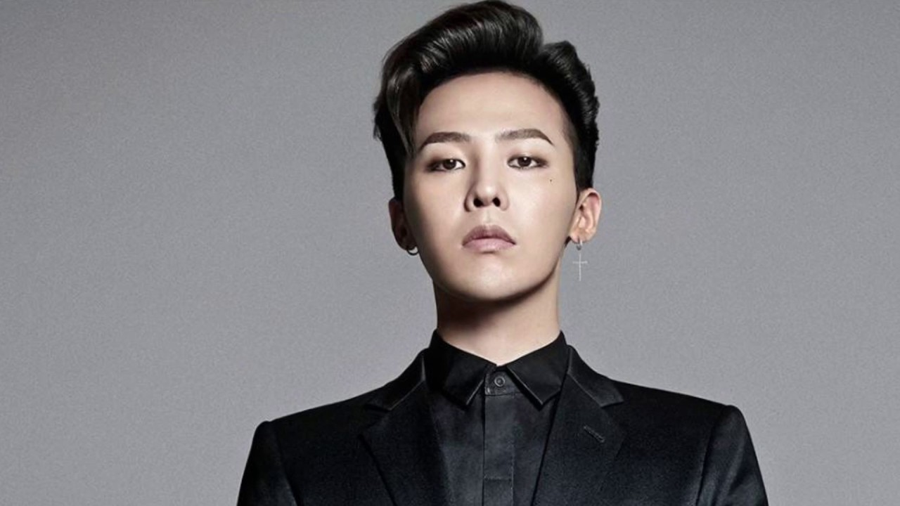 Kiểu tóc G-Dragon Side Part