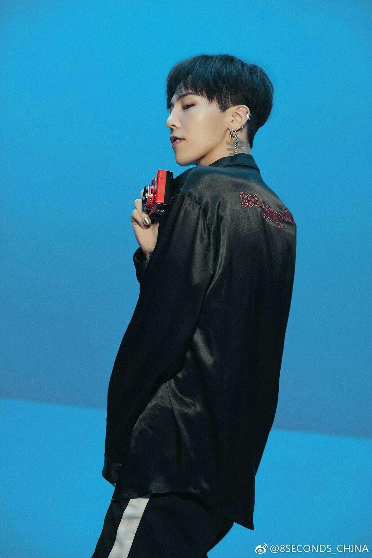 Kiểu tóc G-Dragon layer