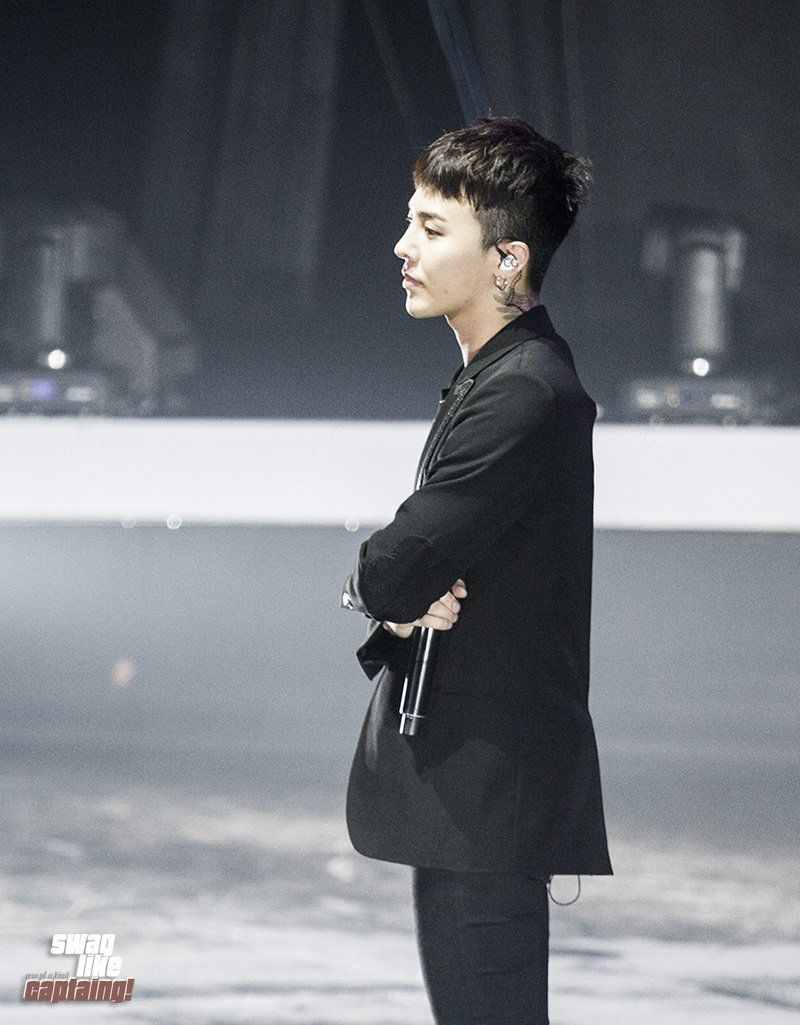 Kiểu tóc G-Dragon mái ngố