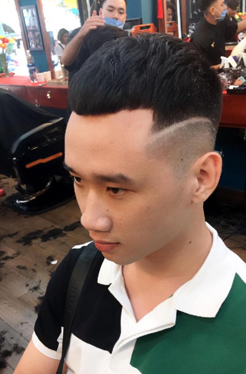 Kiểu tóc Mohican Mái Ngố