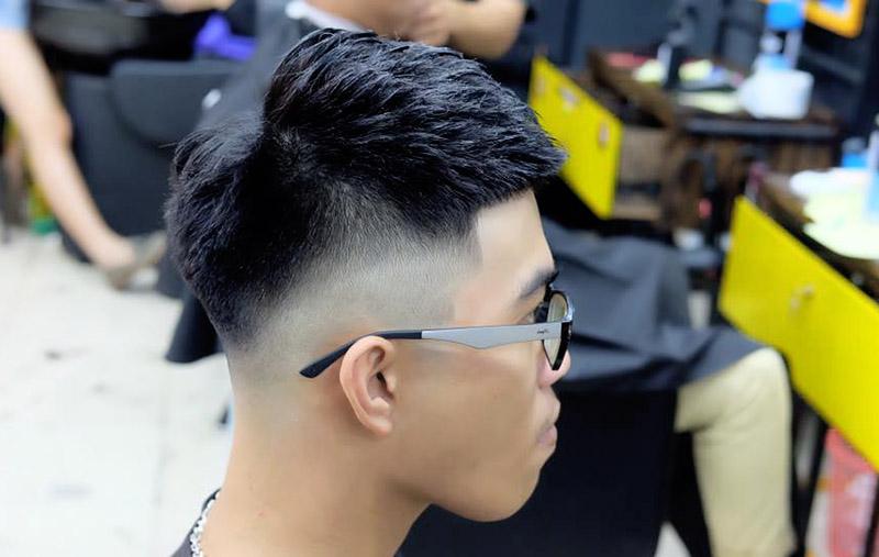 Một vài kiểu tóc Mohican đẹp khác