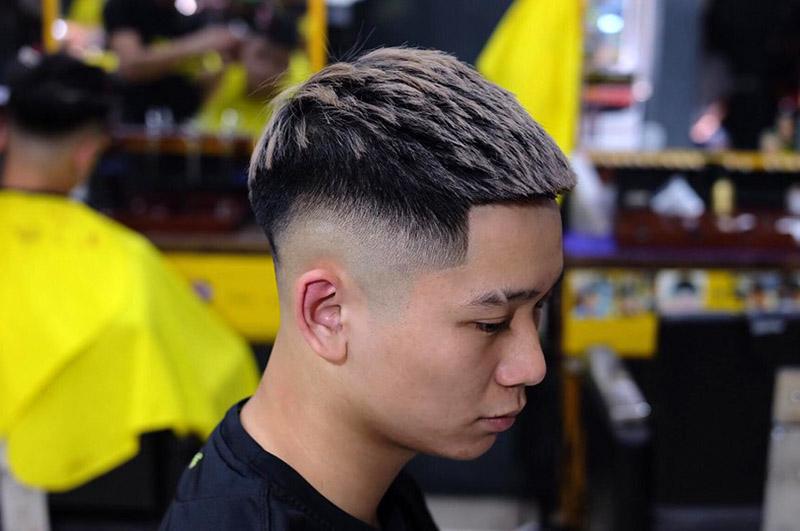 kiểu tóc Mohican đẹp 2020