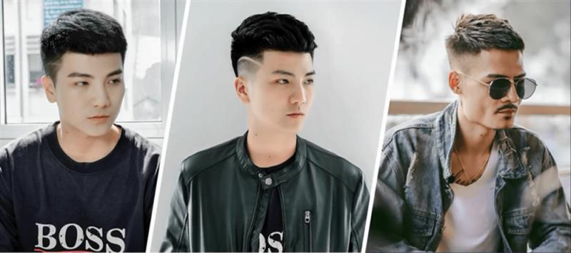 Kiểu tóc Mohican 2019