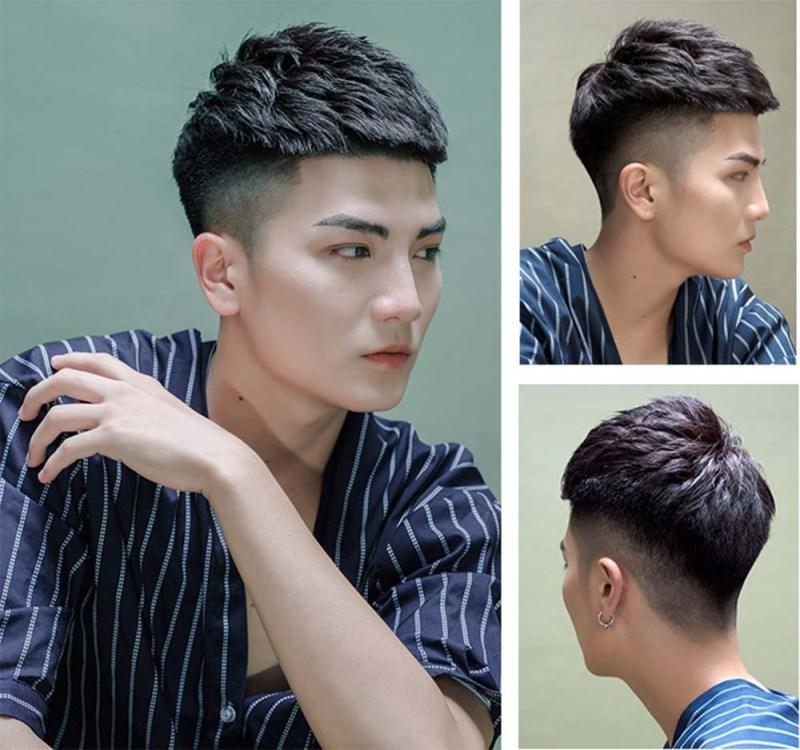 Những kiểu tóc Mohican 2019 đẹp nhất cho nam giới
