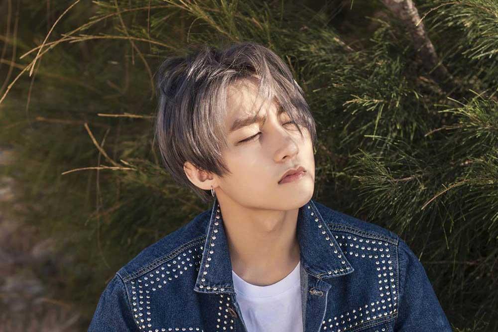 Kiểu tóc bổ luống nam Hàn Quốc