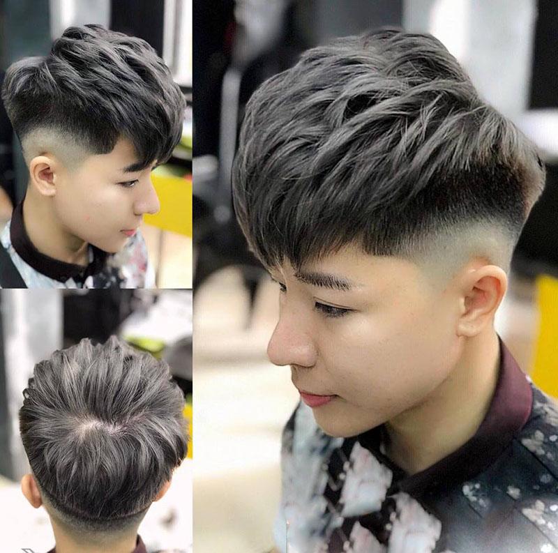 Biến tấu Style với 21+ Kiểu tóc Layer Ngắn Nam đẹp năm 2021