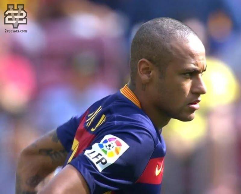 tóc đẹp Buzz cut của neymar 2017