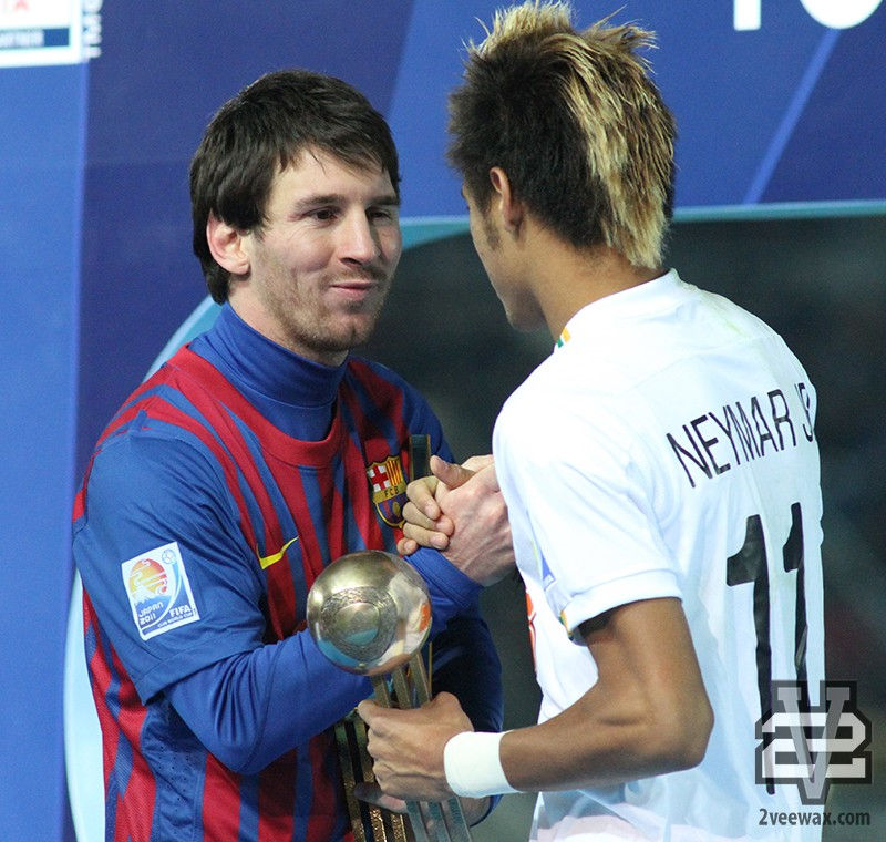kiểu tóc nam Neymar Jr. Faux hawk