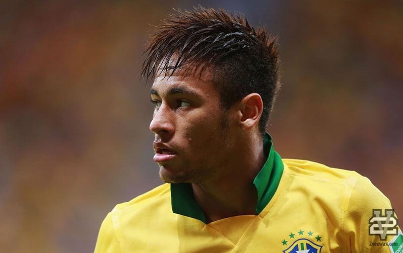 kiểu tóc đẹp Neymar Jr. Textured Mohawk