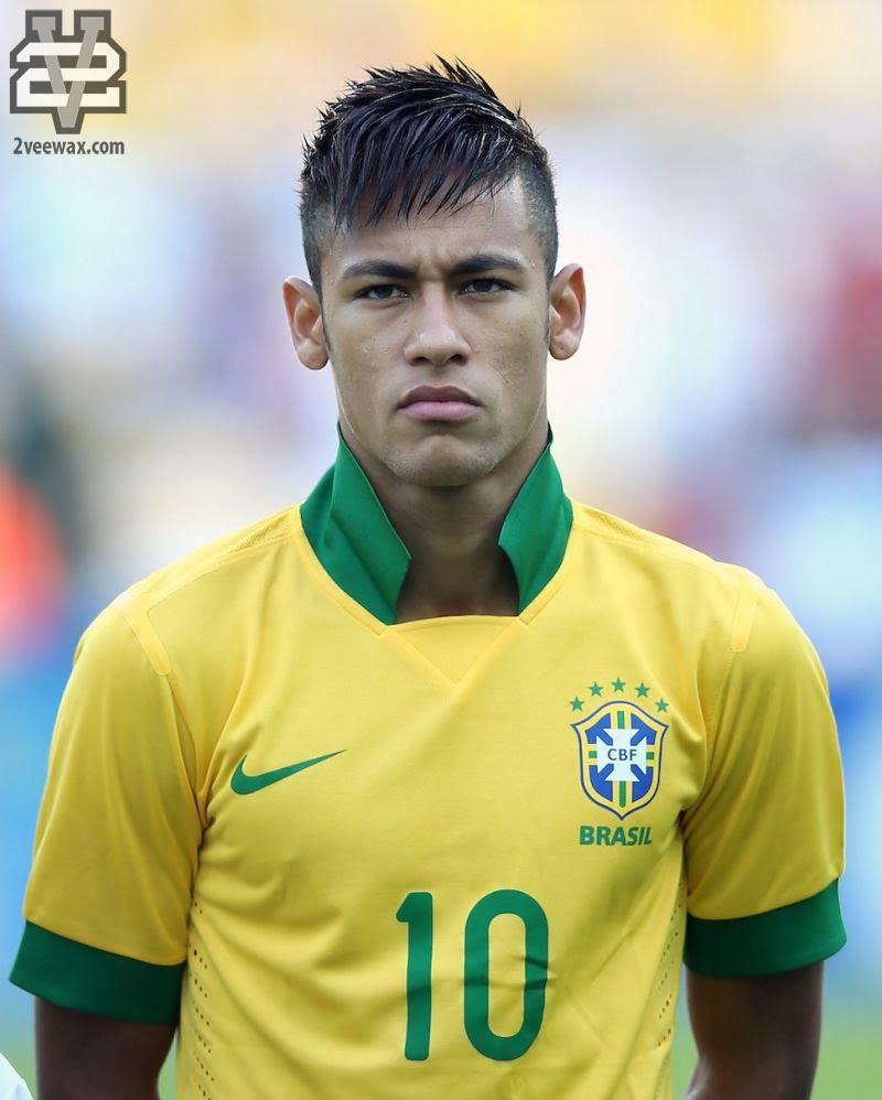 kiểu Textured Mohawk Neymar Jr.