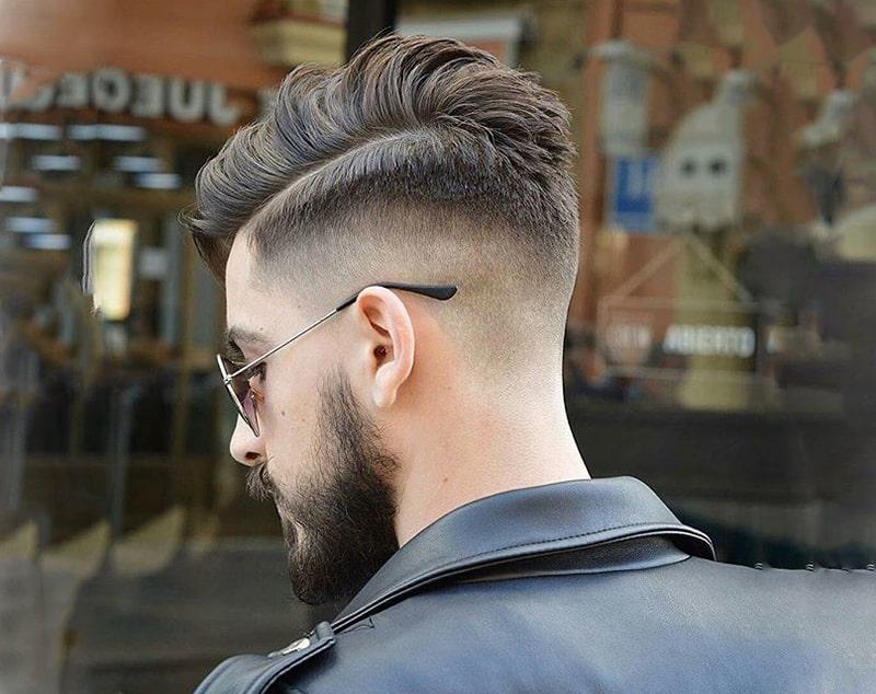 Những kiểu tóc uốn nam đẹp Undercut