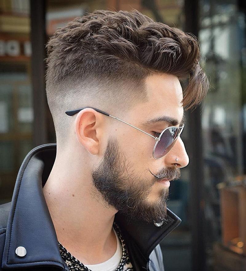Những kiểu uốn tóc nam đẹp Undercut