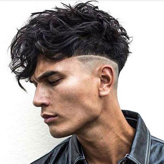 Những hình ảnh kiểu tóc Side Swept 2020 đẹp nhất