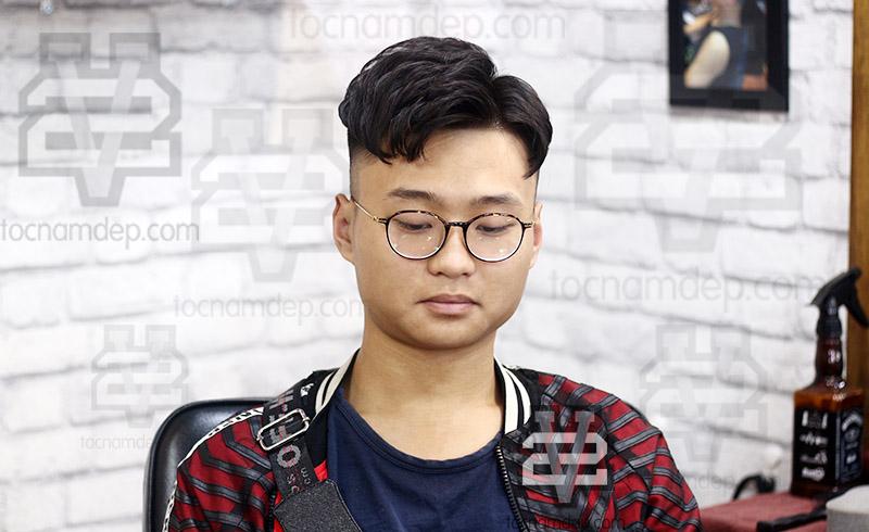 Kiểu tóc 6/4 Undercut