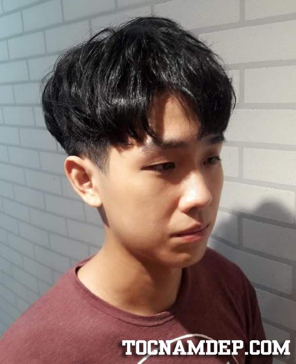 Một số kiểu tóc nam 4/6 2019 đẹp khác