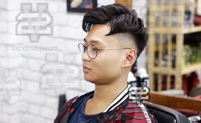 Kiểu tóc 6/4 nam là gì?