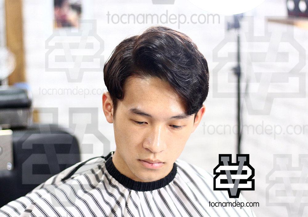 Xu hướng kiểu tóc nam 6/4 năm 2019 – 2020