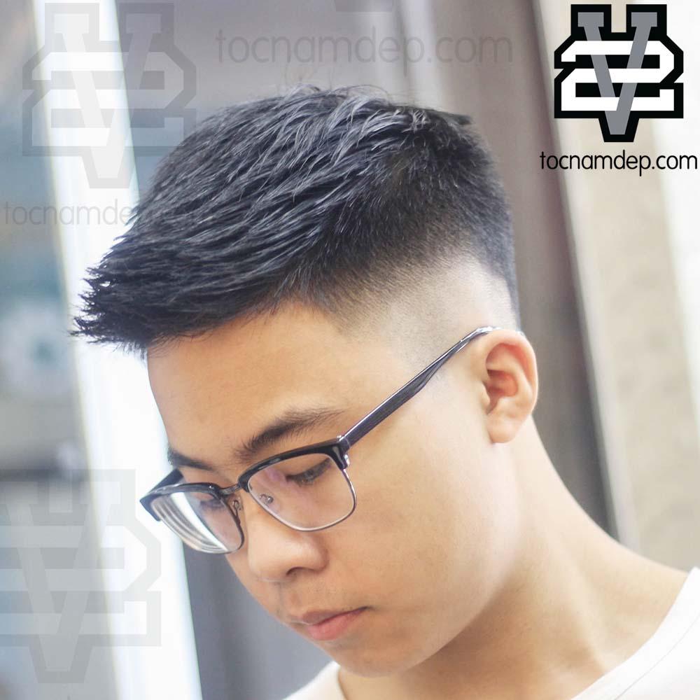 Kiểu tóc Spiky