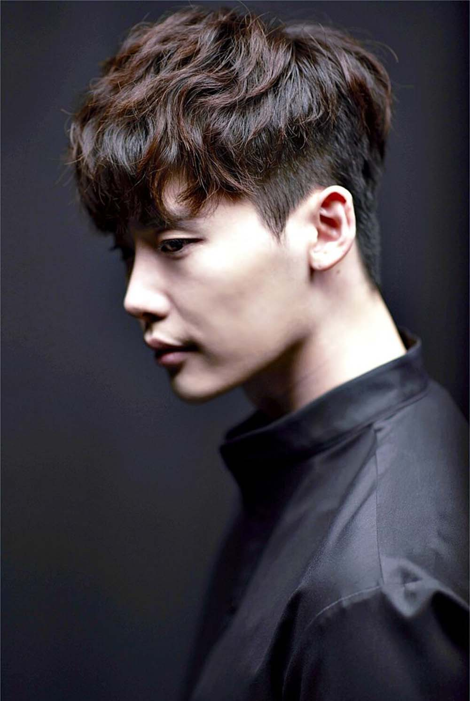 Kiểu tóc xoăn Hàn Quốc