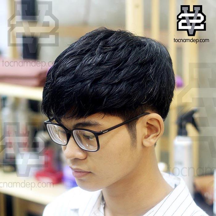 Kiểu tóc Two Block