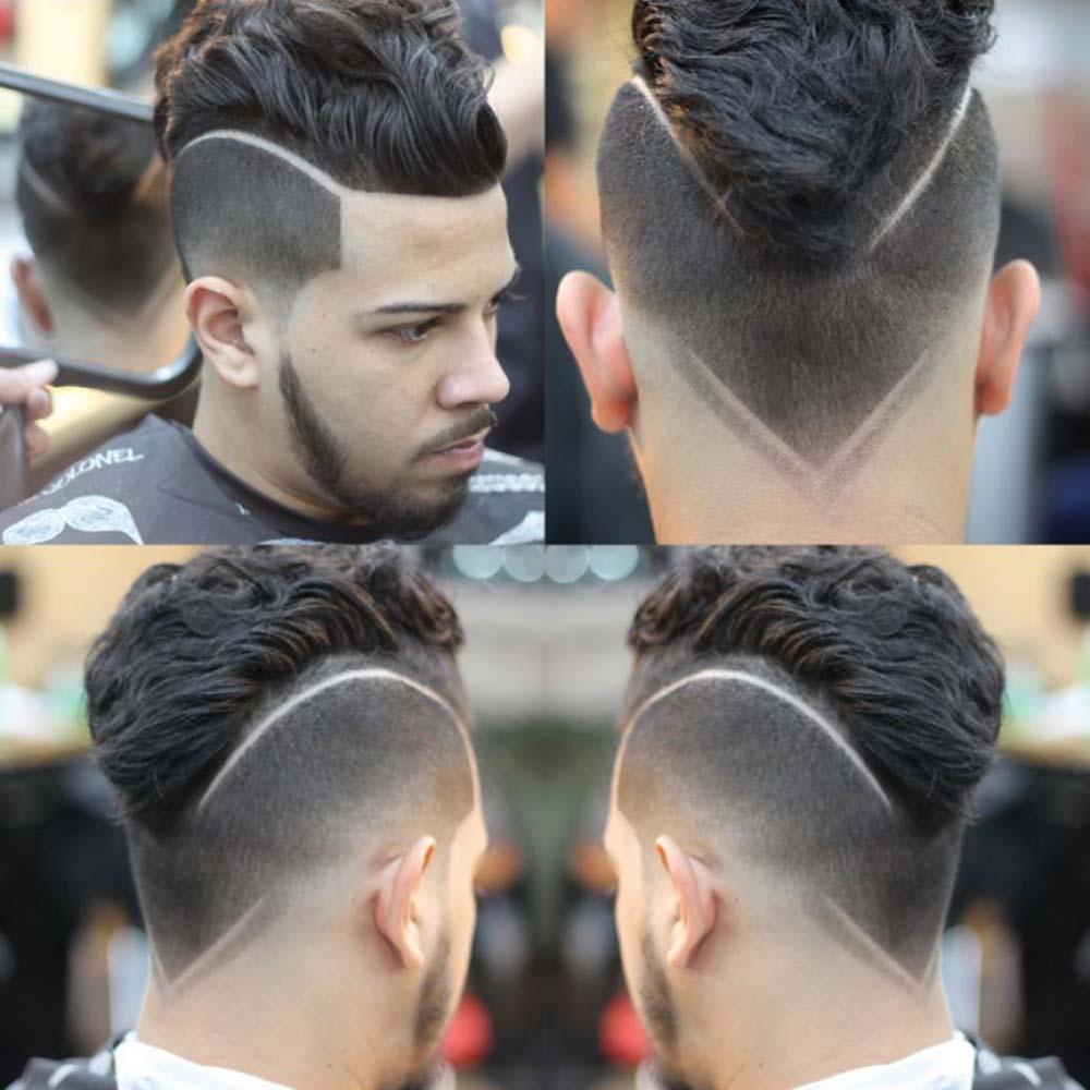 Kiểu tóc nam Tattoo 2019