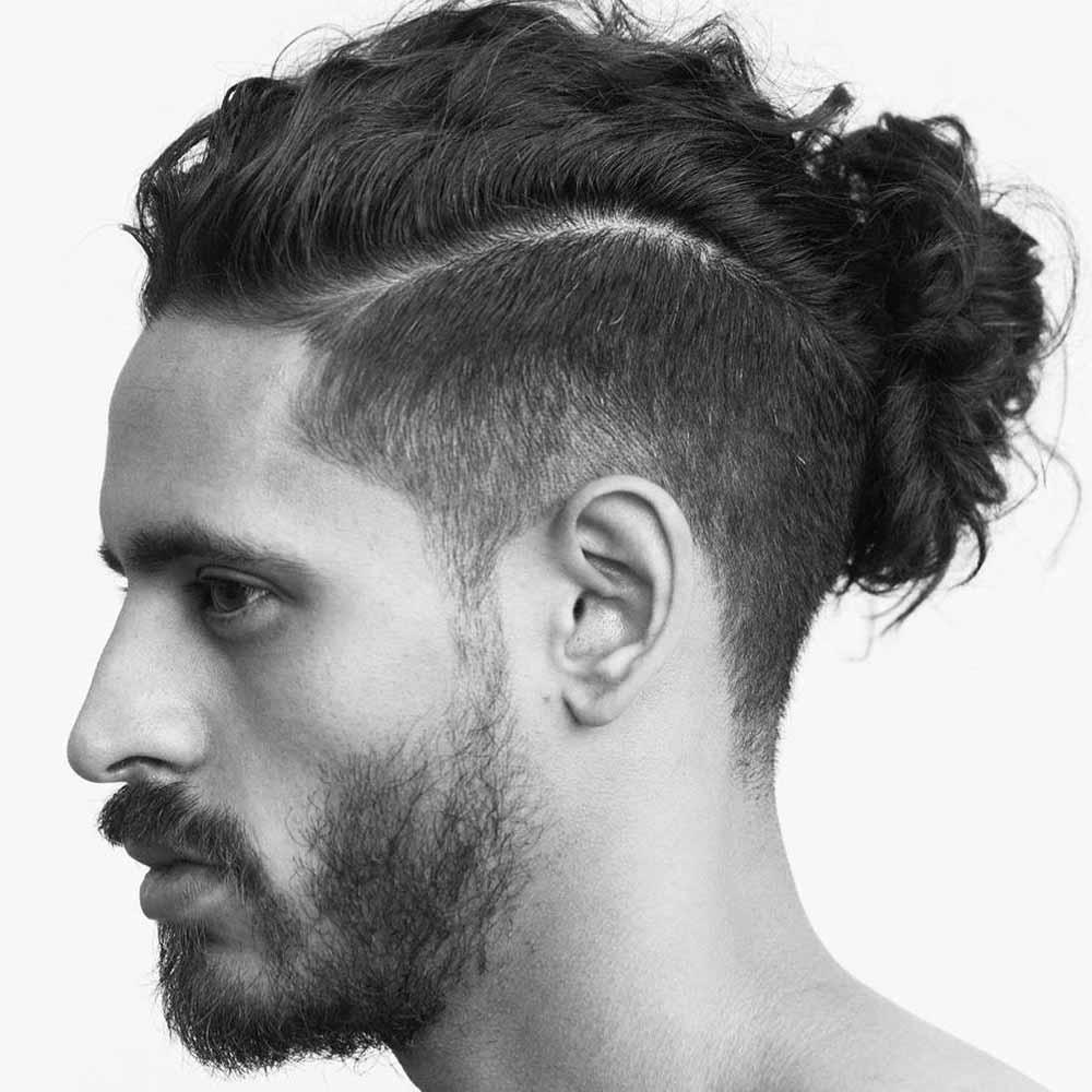 Kiểu tóc Top Knot