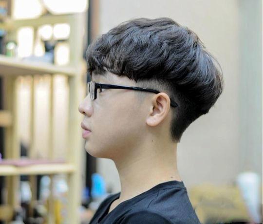 Kiểu tóc Moi nam