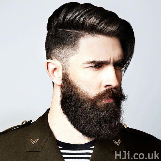 Kiểu tóc Side Swept nam