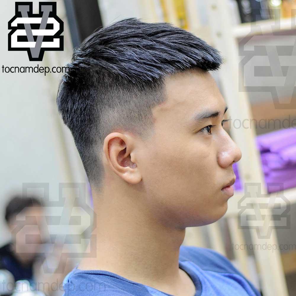 Kiểu tóc nam thể thao (kiểu tóc Sport)