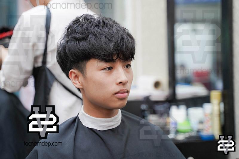 Kiểu Uốn tóc nam đẹp 2019 – xu hướng 2020