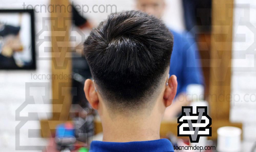 Kiểu tóc Short Quiff