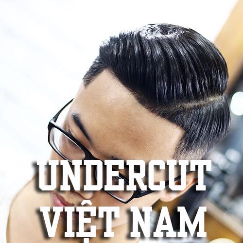 Kiểu tóc Undercut Việt Nam